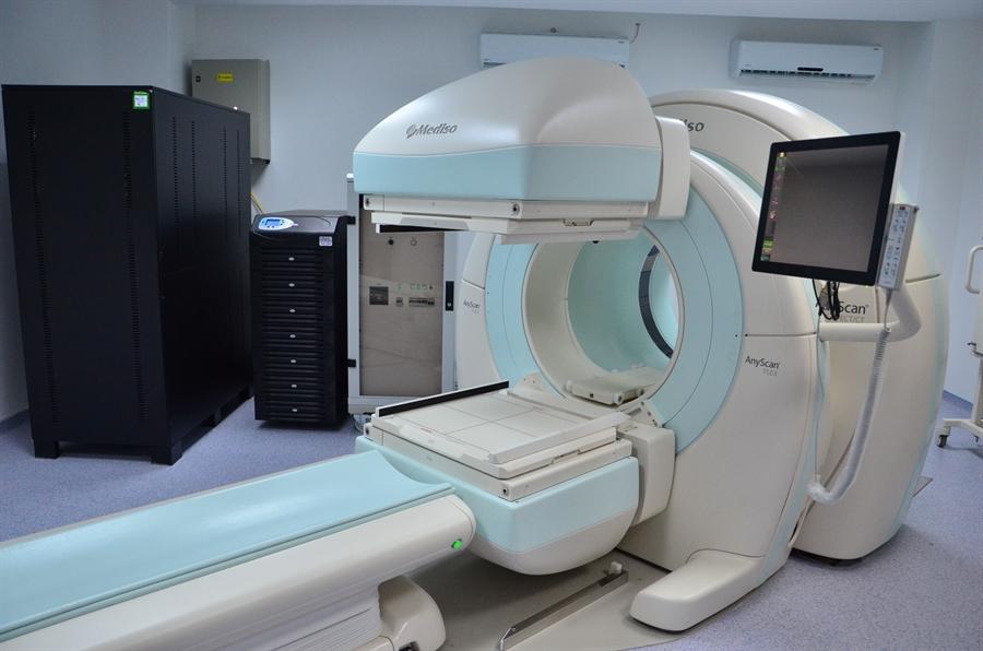 Resim BEÜ'de SPECT-CT Cihazı Devreye Girdi