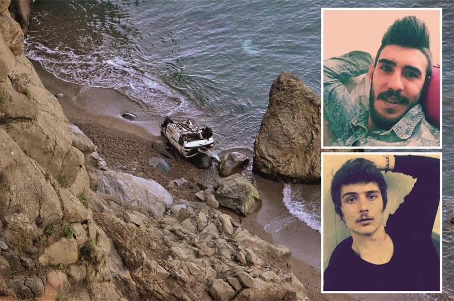 Resim 200 Metreden Ölüme Uçan Gençlerin Cansız Bedenlerine Ulaşıldı