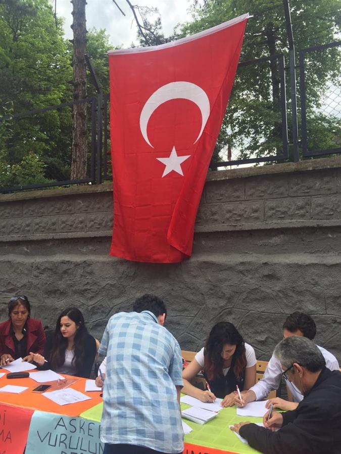 """Resim """"Mehmetçiğe Bir Mektup da Sen Yaz"""""""
