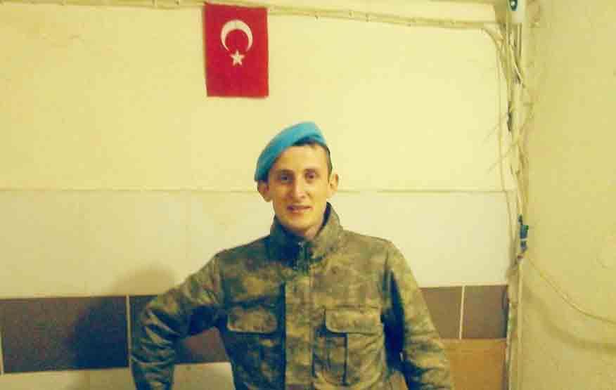 Resim Zonguldaklı Asker Hakkari'de Yaralandı