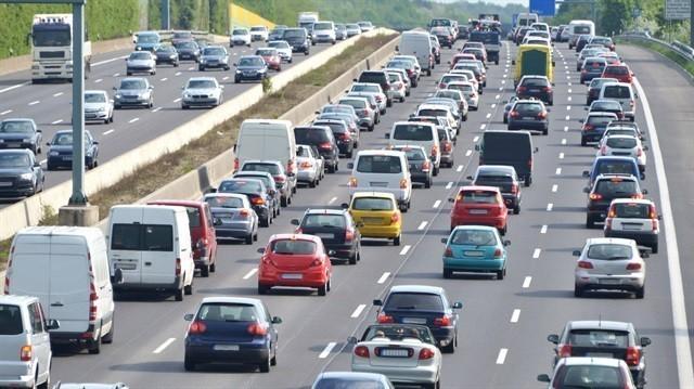 Resim Zonguldak'ta Trafiğe Kayıtlı 141 Bin 945 Araç Var