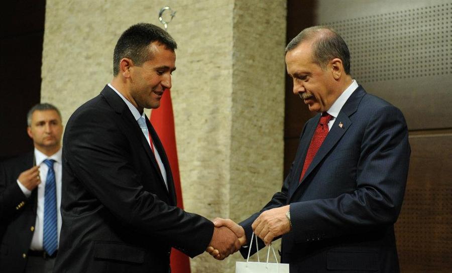 Resim Karayılmaz, Ak Parti'den Çaycuma Belediye Başkan Aday Adaylığını Açıklayacak