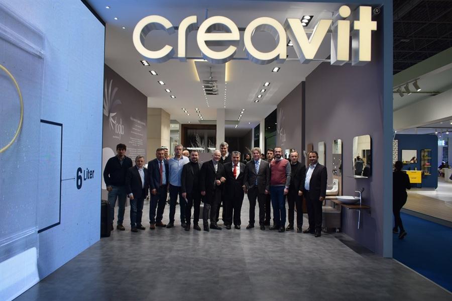 Resim Çaycuma TSO, CNR EXPO Fuarında Stant Açan Üyelerini Ziyaret Etti