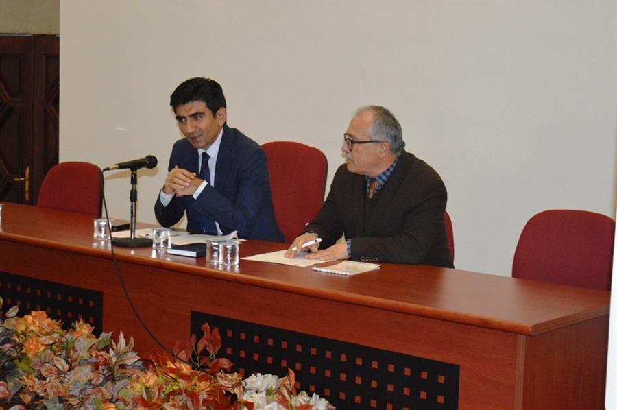 Resim Ekonomi, İstihdam ve Güvenlik Toplantısı Yapıldı